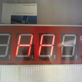 大屏幕熔炼测温仪 钢厂测温仪,钢厂温度控制仪表