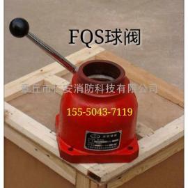 FQS65 泡沫消火栓球阀