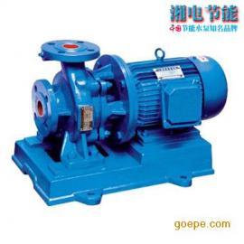 高温高压泵湘电ISW型卧式管道泵