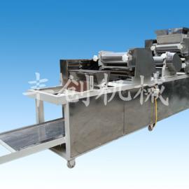 自动撒粉面条机多功能面条机一机多用饺子皮机