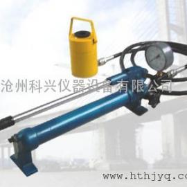 ML-200B型锚杆拉力计(压力表式) ,20吨锚杆拉拔仪