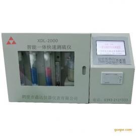 检测煤硫份的仪器-化验煤中含硫量的仪器