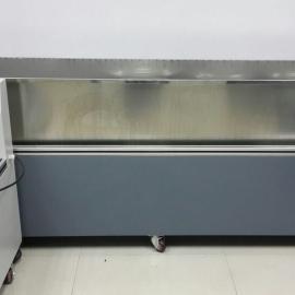 泰创H160双机组平移式磁力抛光机/平移式磁力研磨机