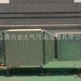 北京废气处理设备生产厂家【专用喷漆房废气处理设备】