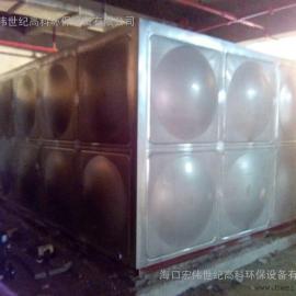 文昌不锈钢生活水箱