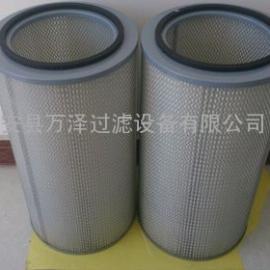 外置空压机配套除尘滤芯