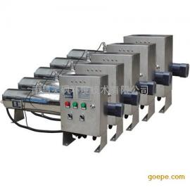 在线自动清洗型紫外线消毒器|全自动清洗紫外线杀菌器