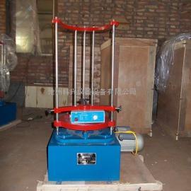 混凝土搅拌站试验仪器之震击标准振筛机,顶击式振摆仪
