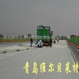 打砂桥面防水怎么施工 青岛厂家