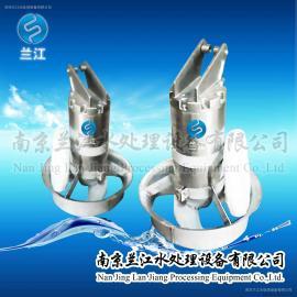 兼氧池潜水搅拌器如何选型