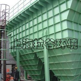 上海拉谷 150m3/h斜板堆积池