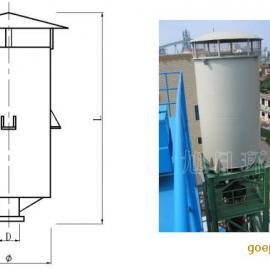 供应环保消声设备KK型空压机放空消声器