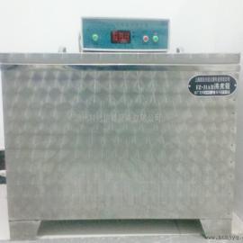 混凝土搅拌站试验仪器之水泥雷氏沸煮箱,全不锈钢沸煮箱说明书