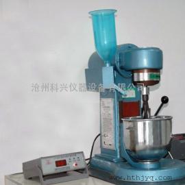 水泥胶砂搅拌机使用说明【适用于混凝土搅拌站】