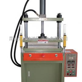 苏州热压机,鼓包机,打凸机,四柱三板压凸机