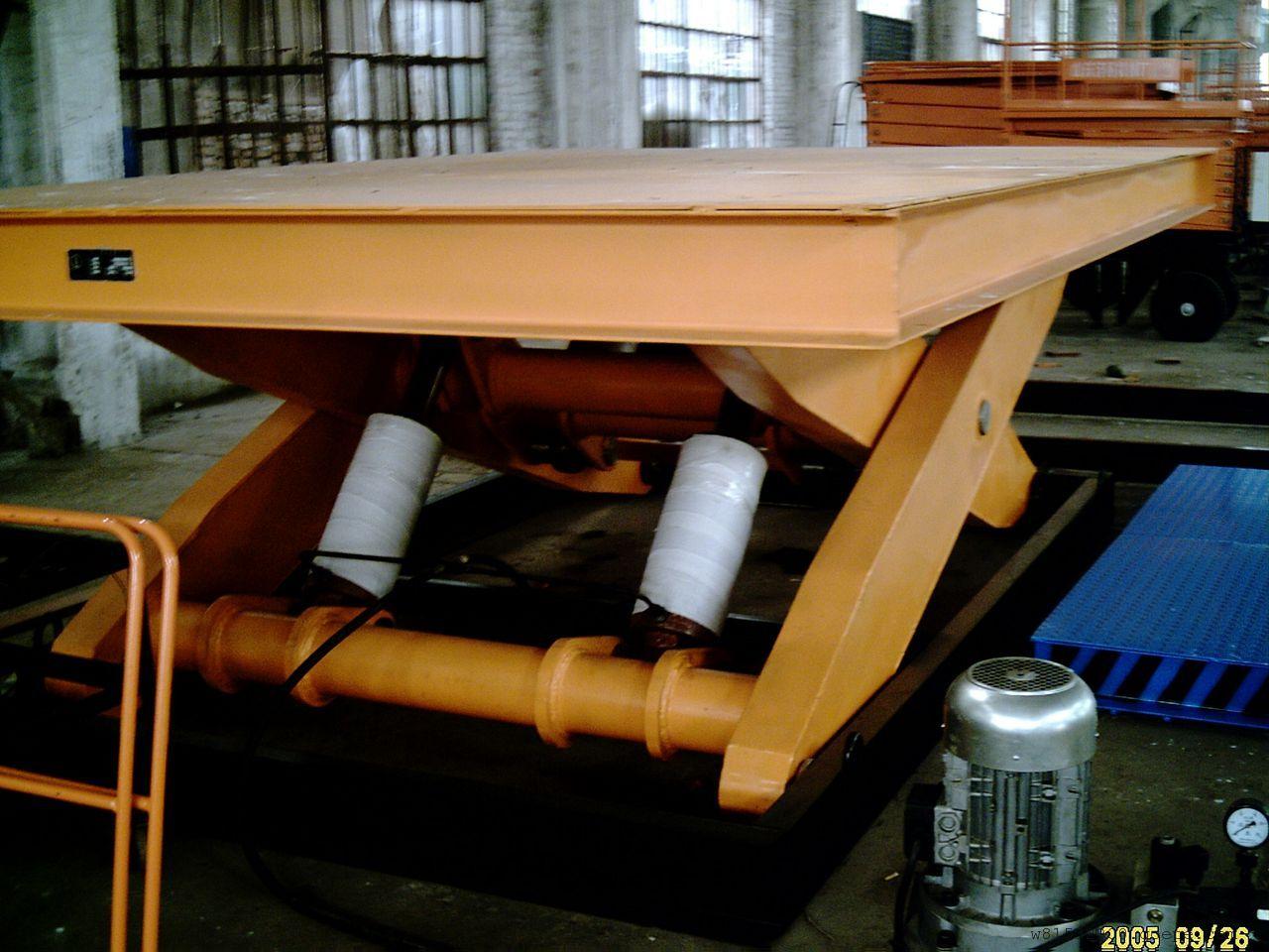装卸车升降平台