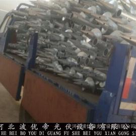 厂家供应 钢制螺旋桩 光伏支架