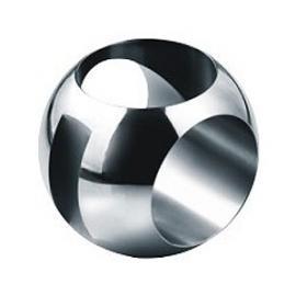 T型三通球体