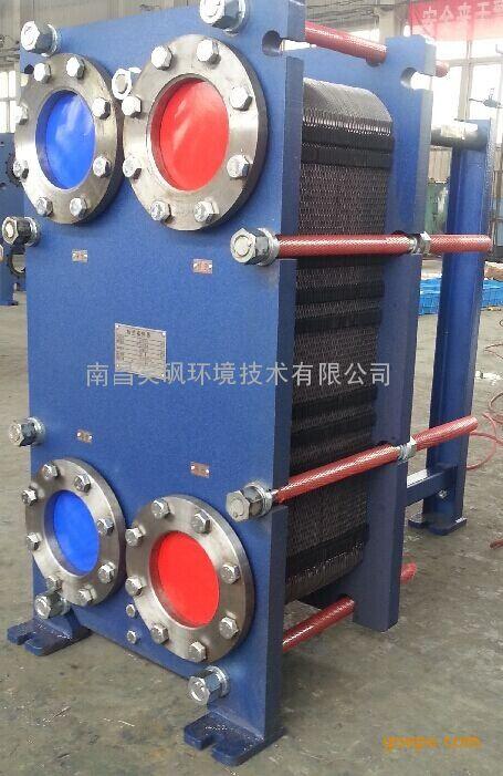 板式换热器图片