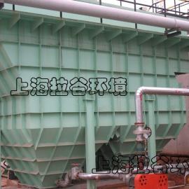上海拉谷 80m3/h斜板沉淀池