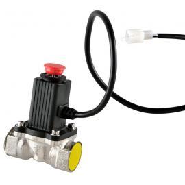 燃气紧急切断电磁阀-燃气报警器电磁阀