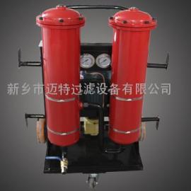 专业滤油机生产厂家/小型滤油机价格/LUC-63筒式滤油车供应