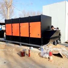 喷漆废气处理设备怎么选型