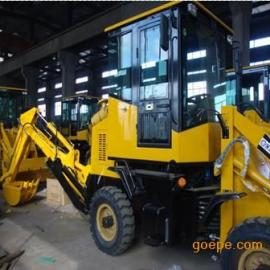 WZ25-16全工小型挖掘装载机