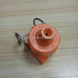 塑胶实心锥形夹扣喷嘴CABT12.5-32-14