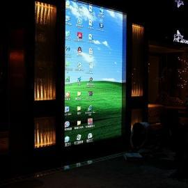 *高清LED电子屏广告机-P3全彩屏电子广告机价格