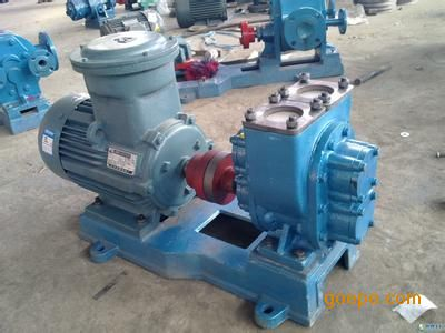 石油化工用ycb机械密封不锈钢圆弧齿轮泵
