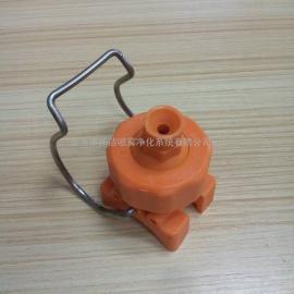 PP材质夹扣喷嘴CABT12.5-38-14