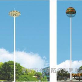 15米固定式高杆灯价格,15米4火高杆灯价格