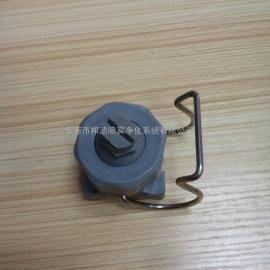 PP材质扇形喷头夹扣喷嘴CA6510-32-14