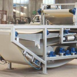 PLN型带式浓缩压滤一体机