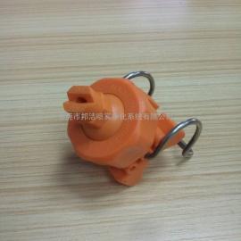 扇形酸洗喷头夹扣喷嘴6540-25-14 CACO品牌可定制