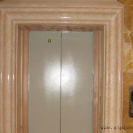 PVC石塑门套线设备生产线机器