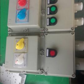 小功率电机专用防爆控制箱