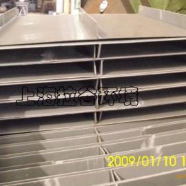 上海拉谷100PVC填料滤板