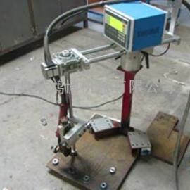 管法兰焊便携式环缝焊接小车
