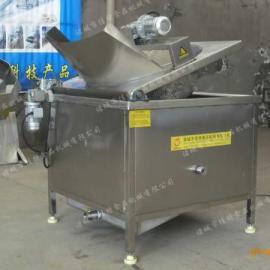 电加热油炸锅  自动搅拌油炸锅  薯片油炸机