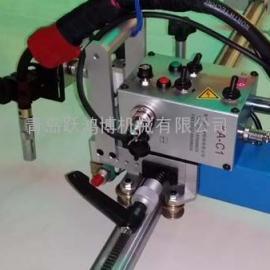 多功能水平焊角焊小车