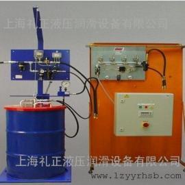 林肯干油喷射润滑系统-林肯干油喷射润滑系统