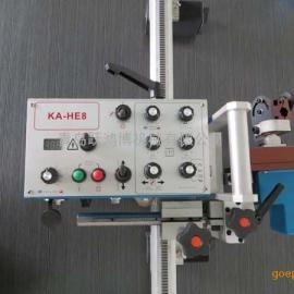 轨道式立焊摆动焊接小车