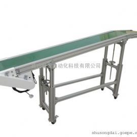 输送带输送机流水线传送设备皮带输送线厂家