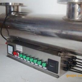 北京过流式紫外线杀菌器50T/H自来水|二次供水消毒设备