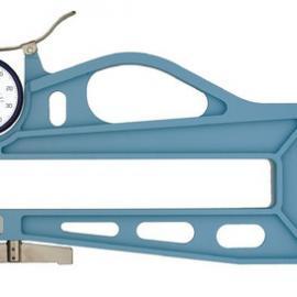 日本TECLOCK得乐SM-125针盘式厚度计