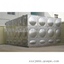 广东深圳专业生产2-1000立方不锈钢生活水箱,消防水箱