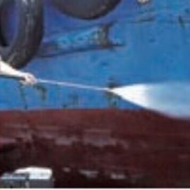 水泥厂窑尾结皮高压冲洗机|高压水枪