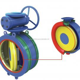 不锈钢电动双面承压球面旋转阀技术性能世界上最精巧